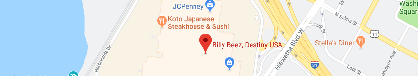 A static map view of this location's address